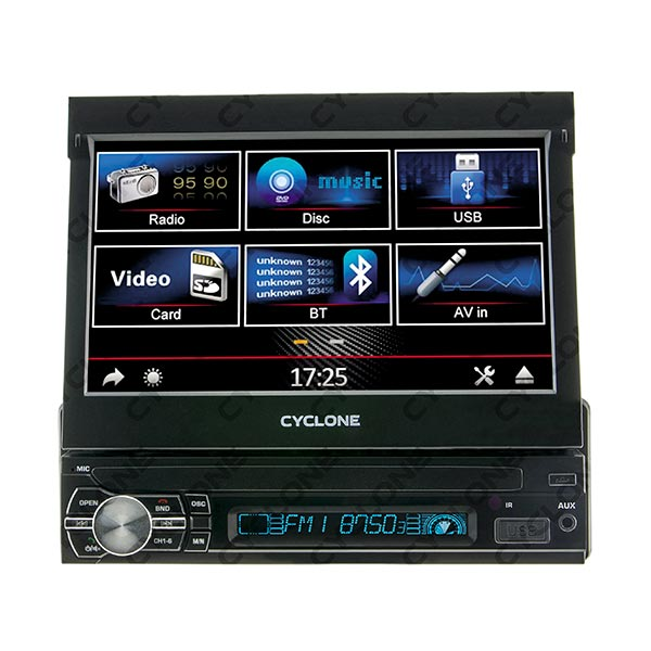 Автомагнитола Cyclone MP-7057 GPS