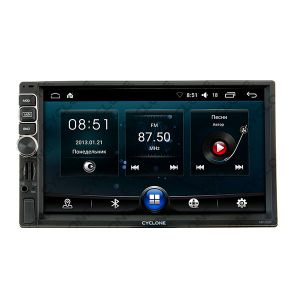 Автомагнитола Cyclone MP-7045 GPS AND Android 6
