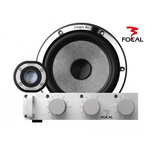 Автоакустика Focal Utopia Be Kit N6 Active 2-way system
