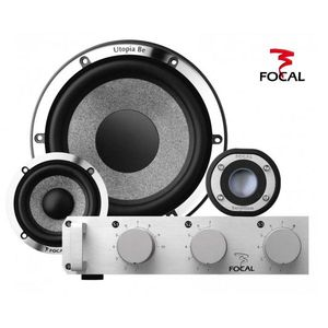 Автоакустика Focal Utopia Be Kit N7 Active 3-way system