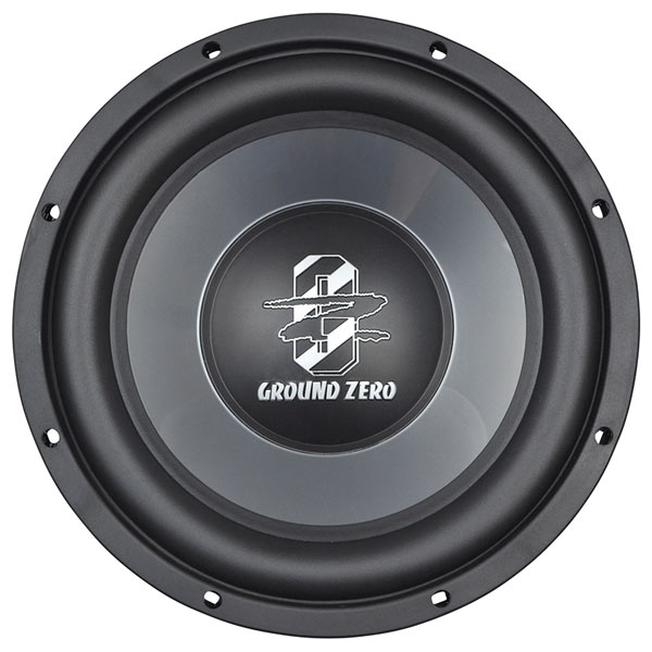 Сабвуфер Ground Zero GZIW 250X-II