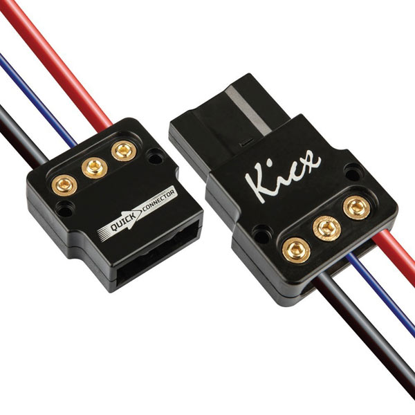 Коннектор Kicx Quick Connector