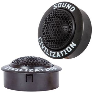 Автоакустика Kicx Sound Civilization T26