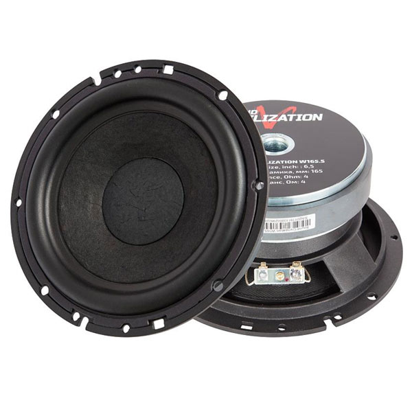 Автоакустика Kicx Sound Civilization W165.5