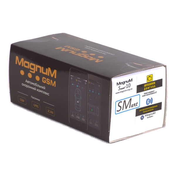 Автосигнализация Magnum GSM Smart S-10 CAN