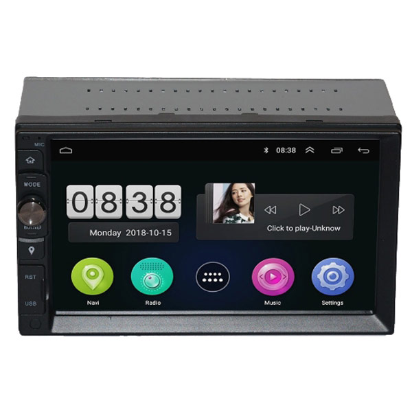 Автомагнитола 2DIN Phantom DVA-7600 Android 8